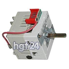 Energie Regler Backofen Elektroherd EGO 5027021200 AEG Electrolux Privileg